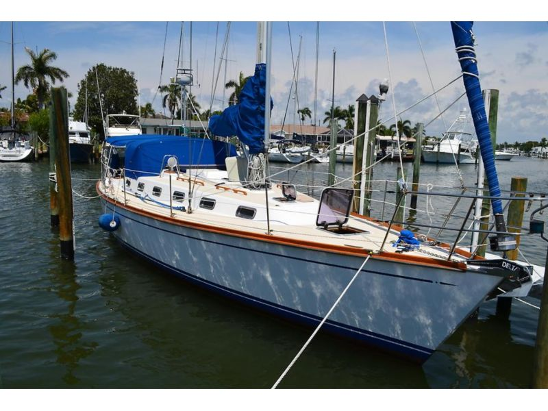 Jim and Sallie S. | 41' TARTAN YACHTS 4100 1997
